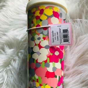 Kate Spade 16 oz. insulated mug, NWT